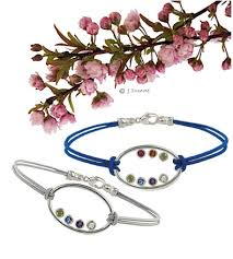 mothers bracelets with birthstones s sterling silver birthstone bracelets