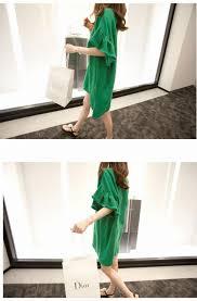pregnant women summer super cute horn sleeve dress cool when flash