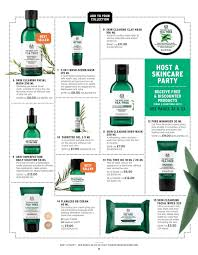 Shop At Home by The Body Shop At Home 2017 Summer Catalogue