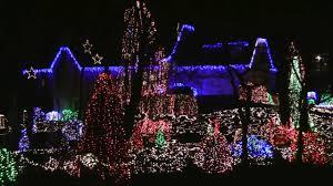 christmas light displays in virginia christmas light display 1601 collingwood drive alexandria va youtube