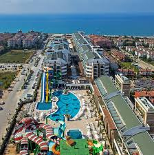 Piscine Iki by Crystal Waterworld Resort U0026 Spa All Inclusive Antalya Turquie