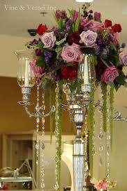 candelabra rentals 36 silver 4 light with flower bowl customer photos