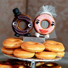 donut tower wedding cake decorating ideas wedding decor theme