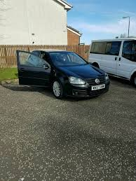 volkswagen golf 5 gt 2 0tdi sport 140 mk5 vw golf 5 in airdrie