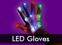 Light Up Gloves Light Up Led Clothing U0026 Led Lights For Clothes