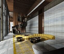 interior design for home lobby lobby designs by yabu pushelberg to copy for your home interiors