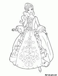 barbie cartoon coloring pages coloring home