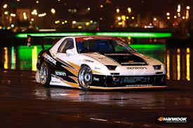 used lexus rx ireland irish hankook sponsored fc3s drift car owned and driven by mike