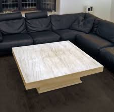 coffee tables stunning stone coffee tables designs stone glass