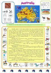 australia english learning english vocabulary esl english