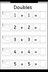 doubles addition facts worksheets addition doubles places to visit math worksheets