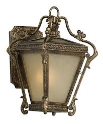 exterior antique exterior wall sconce by quoizel for classic