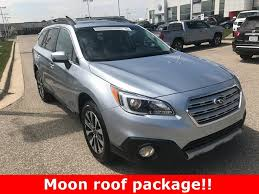 Subaru Outback 2 5i Limited In Michigan For Sale Used Cars On