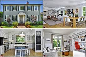 celebrity homes celeb r e the strokes nick valensi and amanda images courtesy the agency