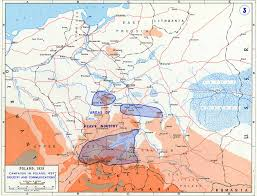 Map Of Europe 1939 by Battle Of Poland Maps Historical Resources About The Second