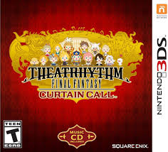 Curtain Call Mp3 Amazon Com Theatrhythm Final Fantasy Curtain Call Limited