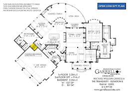 luxury floor plans with pictures tranquility elevation b house plan house plans by garrell
