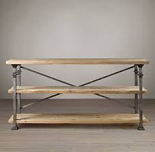 Yukon Console Table Console Tables Rh