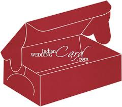 sweet boxes for indian weddings d 755 color sikh cards