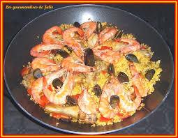 recette cuisine wok cuisine espagnole paella au wok ideoz voyages
