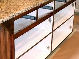 Plastic Kitchen Cabinet Doors Backsplash Kitchen Cabinet Drawer Repair How To Repair Make A