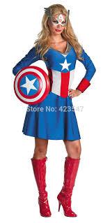 Marvel Female Halloween Costumes Buy Wholesale Marvel Female Costumes China Marvel