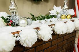 how to diy silver bells from pom pom garland hallmark channel