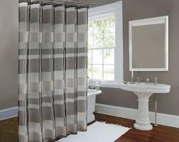 metallic stripe shower curtain by metro chic home sc7976bz 6212