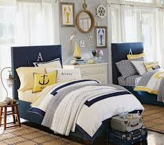 Navy And Yellow Bedding 45 Best Navy And Yellow Bedroom Images On Pinterest Home Home