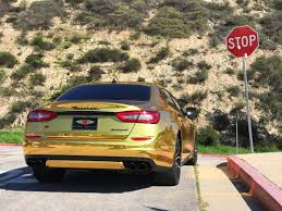 maserati chrome gold gotchedition instagram photos and videos pictastar com