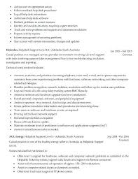 help desk technician resume it resume examples help desk helpdesk resume samples visualcv