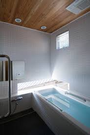 bathroom wood ceiling ideas bathroom remodeling small decor with black wall tile feat nursery