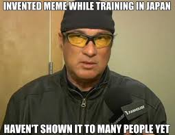 Who Invented Memes - invented meme while training in japan haven t shown memerial net