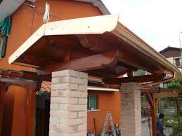 preventivo tettoia in legno lf arredo legno bologna pensiline copri cancello legno