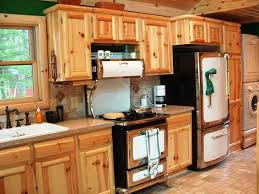 pine kitchen cabinet u2014 jen u0026 joes design best rustic unfinished