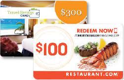restaurants gift cards buy 400 value restaurant dine travel pass gift card for 25