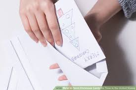 how to send cards on time in the united states 7 steps