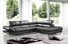Modern Italian Leather Furniture Casa Dario Modern Italian Leather Sectional Sofa
