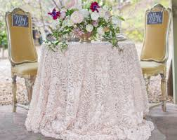 wedding linen wedding tablecloth etsy