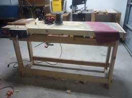 The Work Bench This Week In The Shop Plywood Storage U0026 Lights U0026 New Workbench