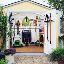 Shed Backyard Potting Sheds And Greenhouses