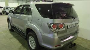 toyota fortuner used toyota fortuner 3 0 d4d a t for sale