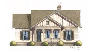 Floor Plan Of A House With Dimensions Cedar River Farmhouse Southern Living House Plans