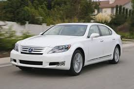 car lexus 2010 2010 lexus ls 600h l hybrid review top speed