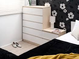White High Gloss Bedroom Tallboy Mocka Jolt Tallboy Drawers Bedroom Drawers U0026 Storage Mocka