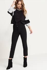 dress pants mini skirts u0026 faux leather leggings dynamite