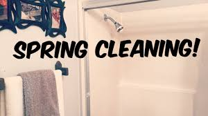 deep cleaning spring clean with me veda 8 youtube