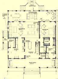 floor plans southern living dog trot house plans modern dogtrot cottage day design free small
