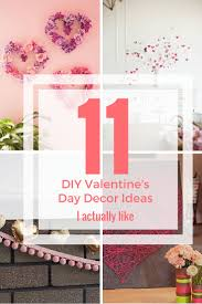 11 diy valentine u0027s day decor ideas i actually like life splendor