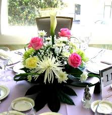 easy graduation centerpieces easy centerpiece for wedding flower decoration california flower